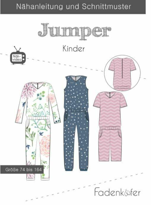 Jumper Kinder