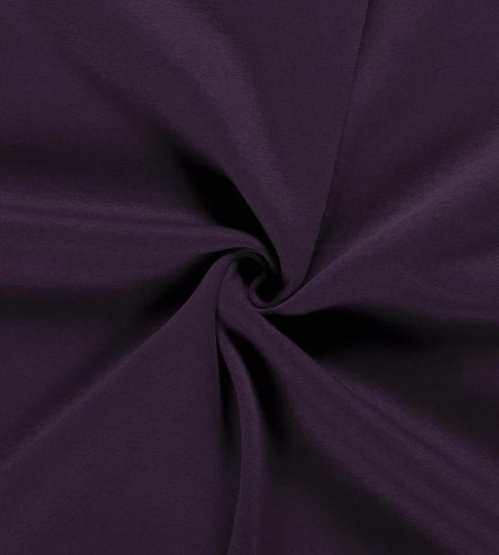 Sweatshirt aubergine