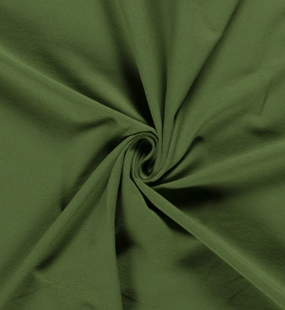Jersey moosgrün