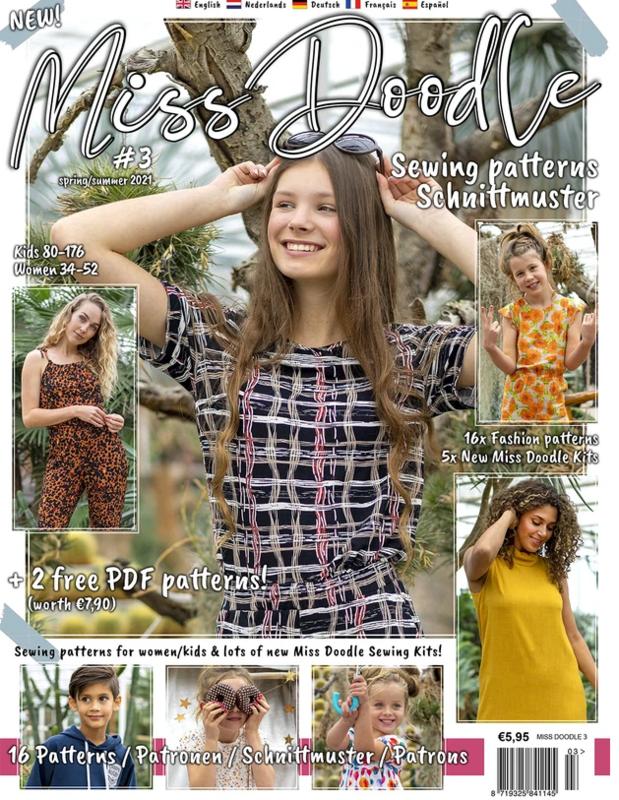 Miss Doodle Frühling/Sommer 21