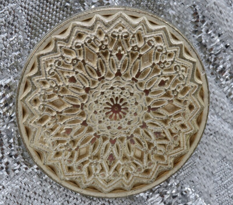 Knopf Mandala