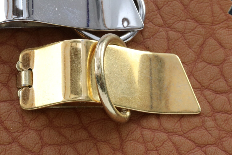 Klippverschluss mit Ring