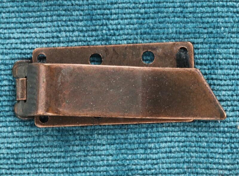 Clip-Verschluss