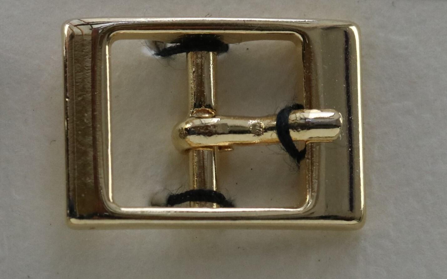 Zierschnalle 10mm