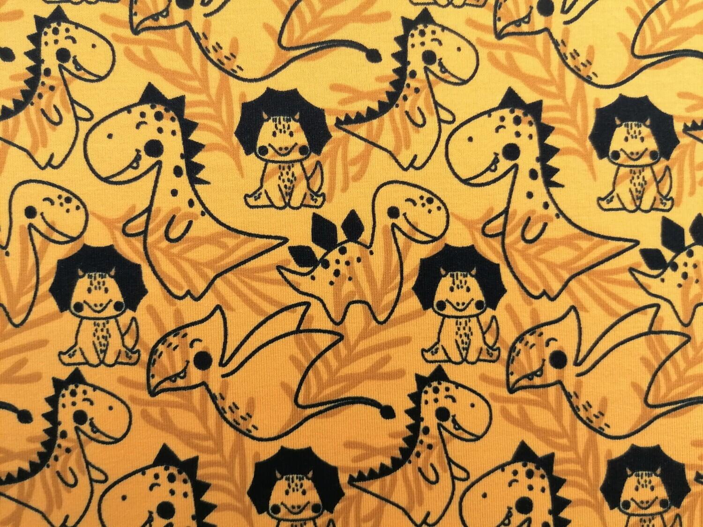 Trikot Dino gelb