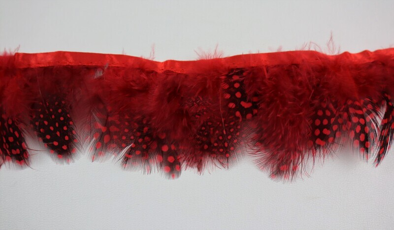 Federband 60mm rot
