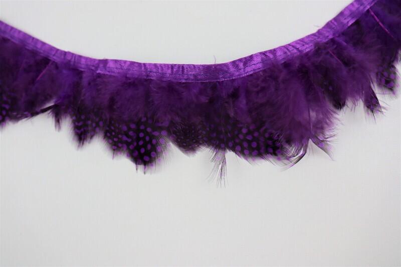 Federband 60mm purple