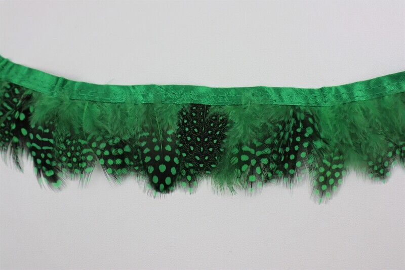 Federband 60mm grün