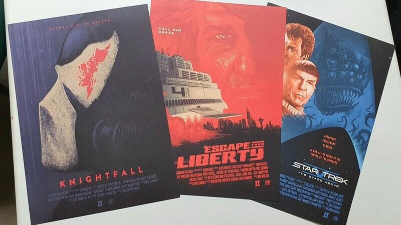 Season 5 Poster Triple Pack