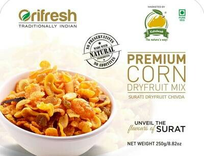Surati Dry-Fruit Chivda - 250 gm