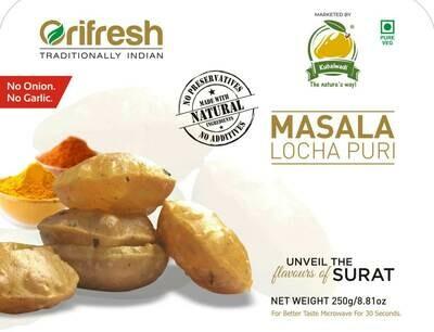 Masala Locha Puri - 250 gm