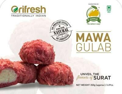 Mawa Gulab - 350 gm