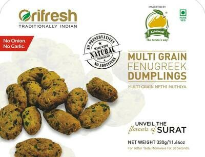 Multigrain Methi Muthiya - 330 gm