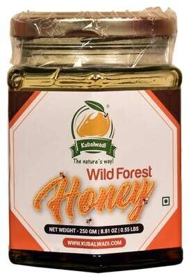 Kubalwadi Raw Wild Forest Honey - 250 gm