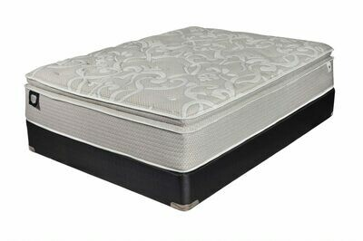Caliber Luxury Firm       HD  Super Duty Signature Collection Mattress (Back Support) W/Pillow Top