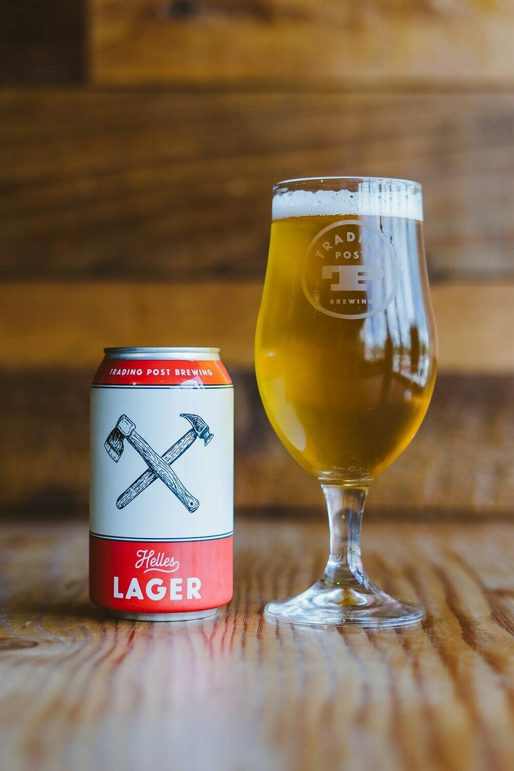 Helles Lager 12 pack