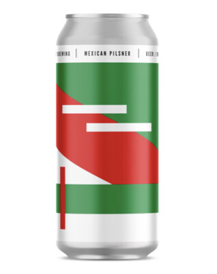 Mexican Pilsner 4-Pack