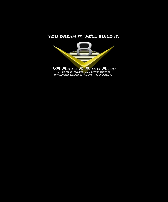V8 Speed & Resto You Dream It Shirt