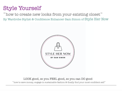 Style Yourself eBook