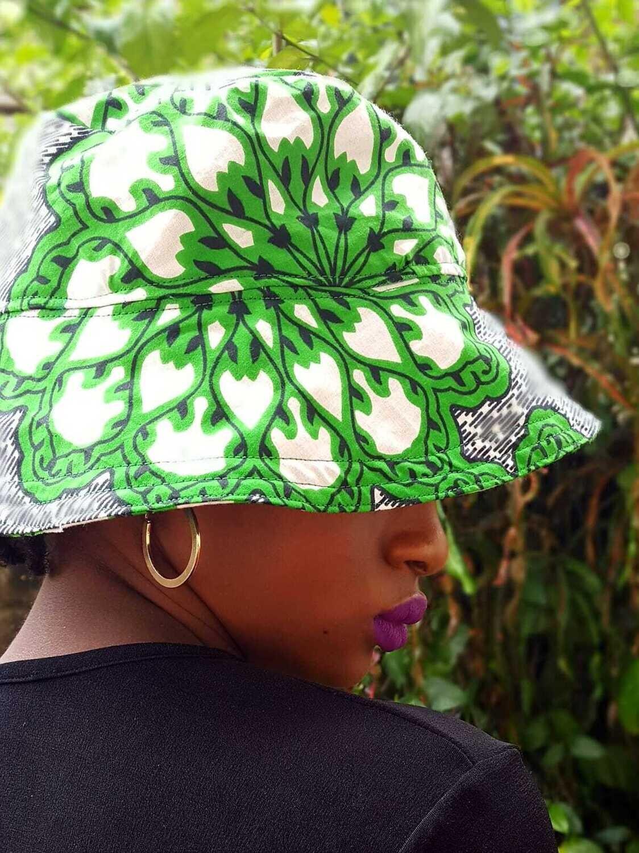 Satin-Lined Bucket Hats