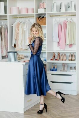 Комплект: топ Poilin + юбка Kate