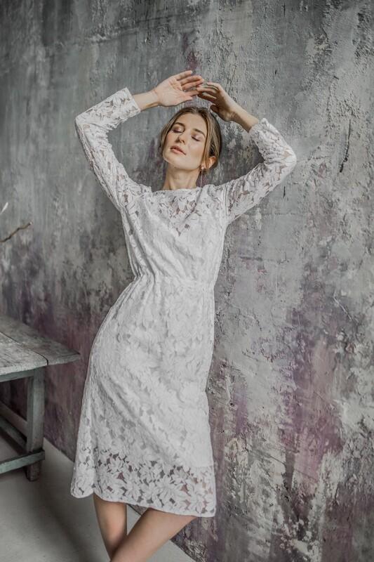Платье Gven