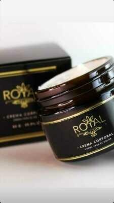 Crema Corporal Royal para Dolores Musculares y Articulares 50gr 39,9%