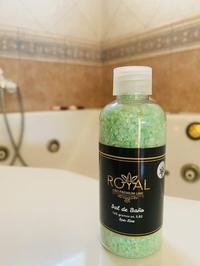 Sal de Baño Royal Premium Line