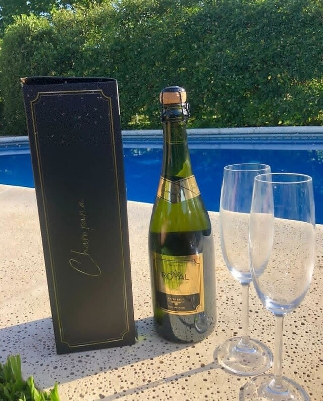 Champagne Royal Extra Brut Full Spectrum
