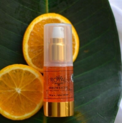 Serum Acid Hialurónic + Vitamina C Royal Facial