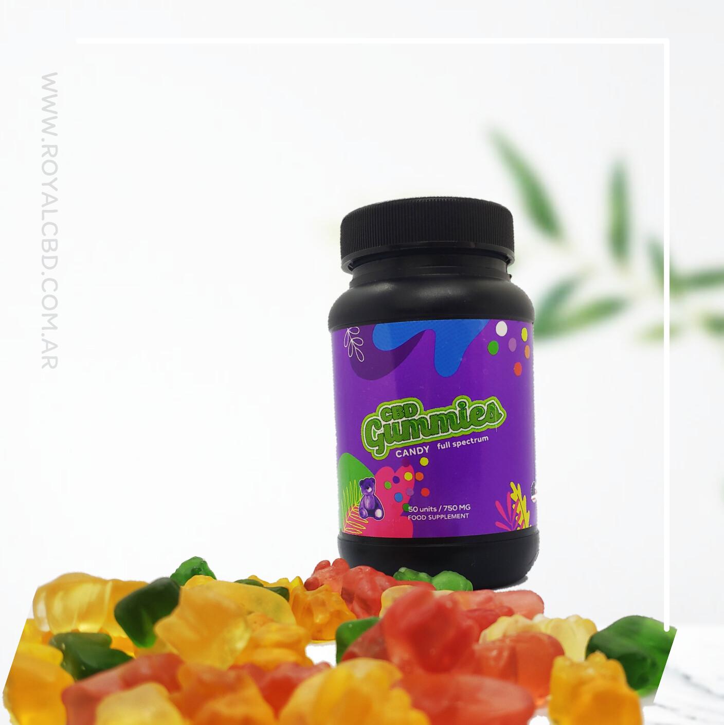 Royal Gummies Candy Full Spectrum