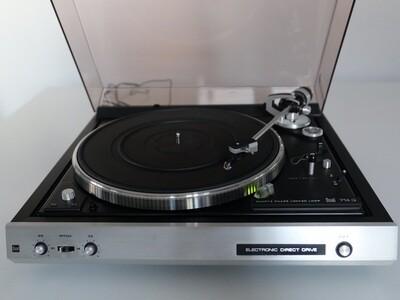 Dual CS 714 Q - ULM 60E - Plattenspieler / Turntable - OVP - Original Box