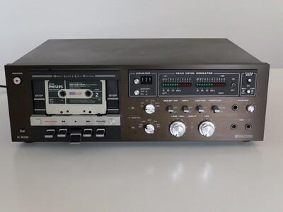 Dual C 830 - Tape Deck