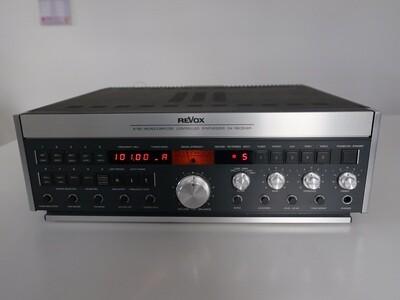 Revox B780 - Receiver