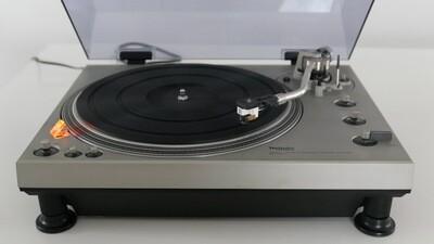 Technics SL-1360 - (1350) - EPC 270C - Plattenspieler  / Turntable