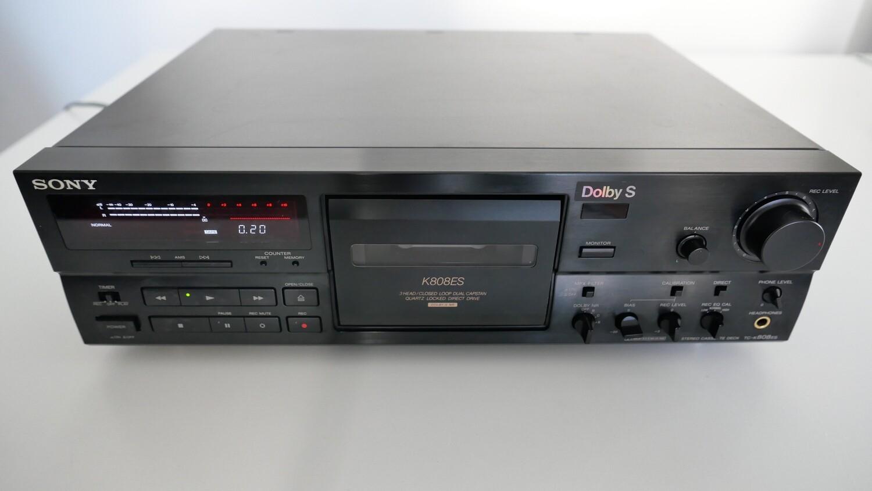 Sony TC K808 ES - Tape Deck
