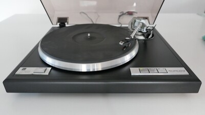 Dual CS 5000 - Ortofon OMB 20 - Plattenspieler / Turntable