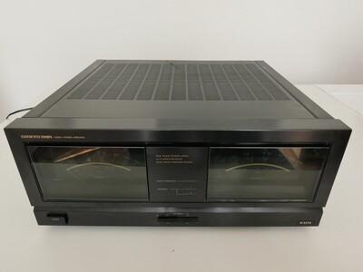 Onkyo M 5570 - Endstufe - Power Amplifier - VU Meters