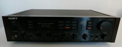 Sony TA-E77ESD - Vorverstärker - Preamplifier - Phono MM&MC