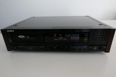 SONY CDP-338ESD - CD Player