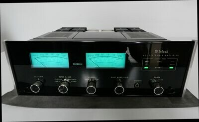 Mcintosh MC2125 - Endstufe - Power Amplifier - VU Meters