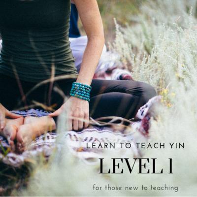 ALAMOGORDO, NM Learn to Teach Yin - Level 1