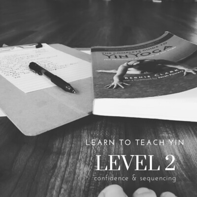 ALAMOGORDO, NM Learn to Teach Yin - Level 2