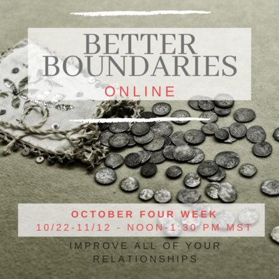 Online - October - Weekly, Thursdays