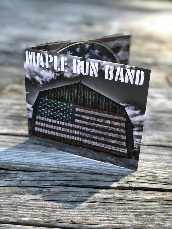 Maple Run Band CD - FREE SHIPPING TO USA