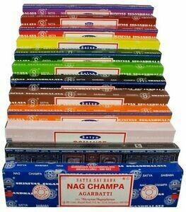 Satya Genuine Incense Sticks