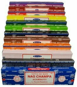 Satya Genuine Incense Sticks