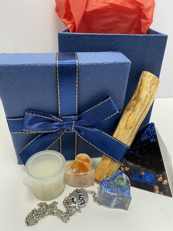 Gift set for clearing crap