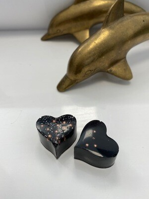 Pocket shungite orgonite root savers