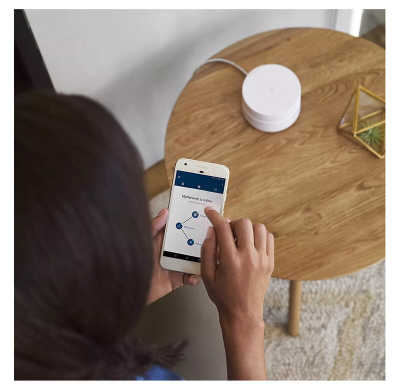 Wi-Fi mesh whole home system (Price includes On-Site Install & Configuration)